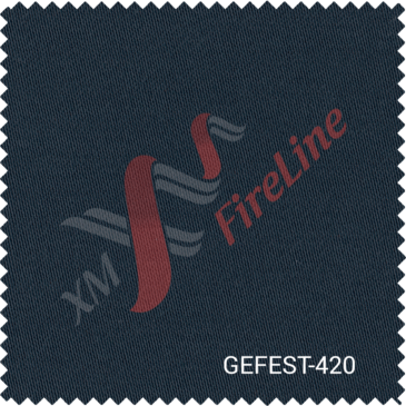 Gefest-420 updates EN ISO 11611 to version: 2015