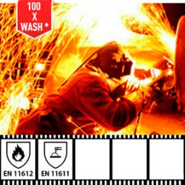 GEFEST-480 Flame Retardant fabric
