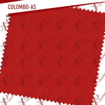 COLOMBO (Red) is certified to EN 20471 (Contrast colours)